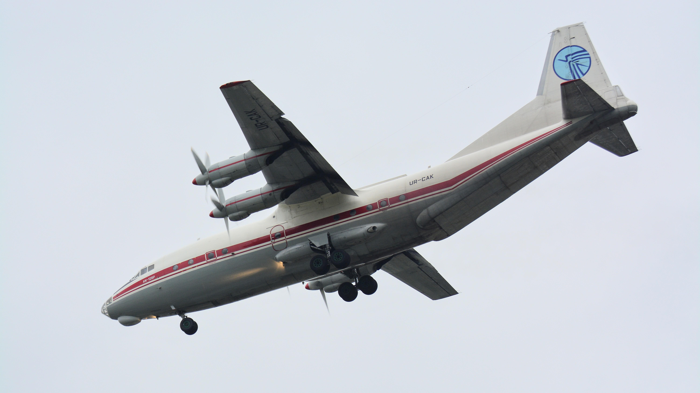 An-12BP UR-CAK