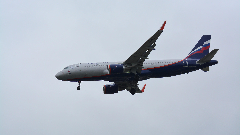 Airbus A320-214 VP-BIJ