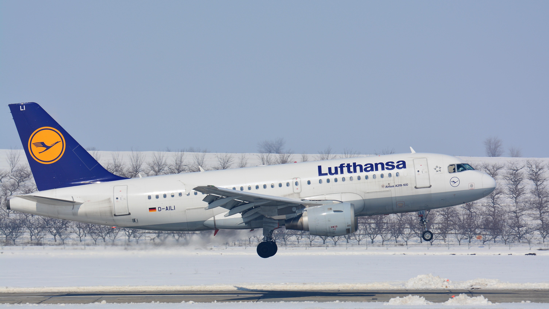 Lufthansa, D-AILI