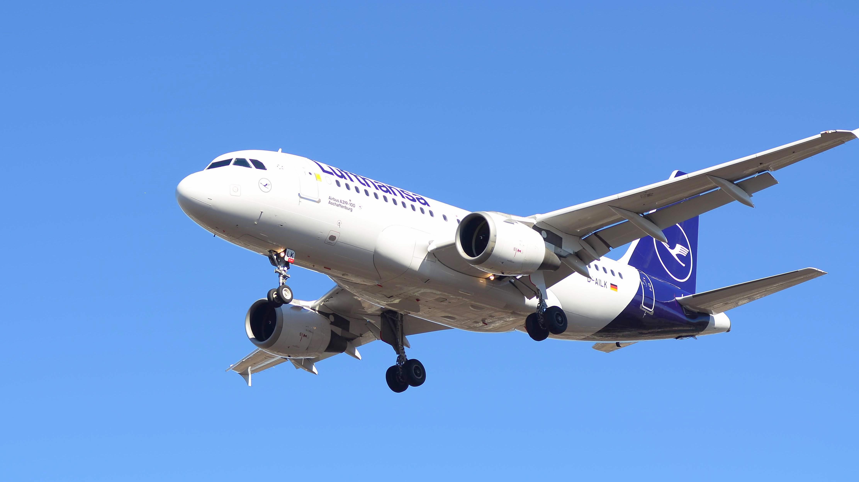 Lufthansa D-AILK