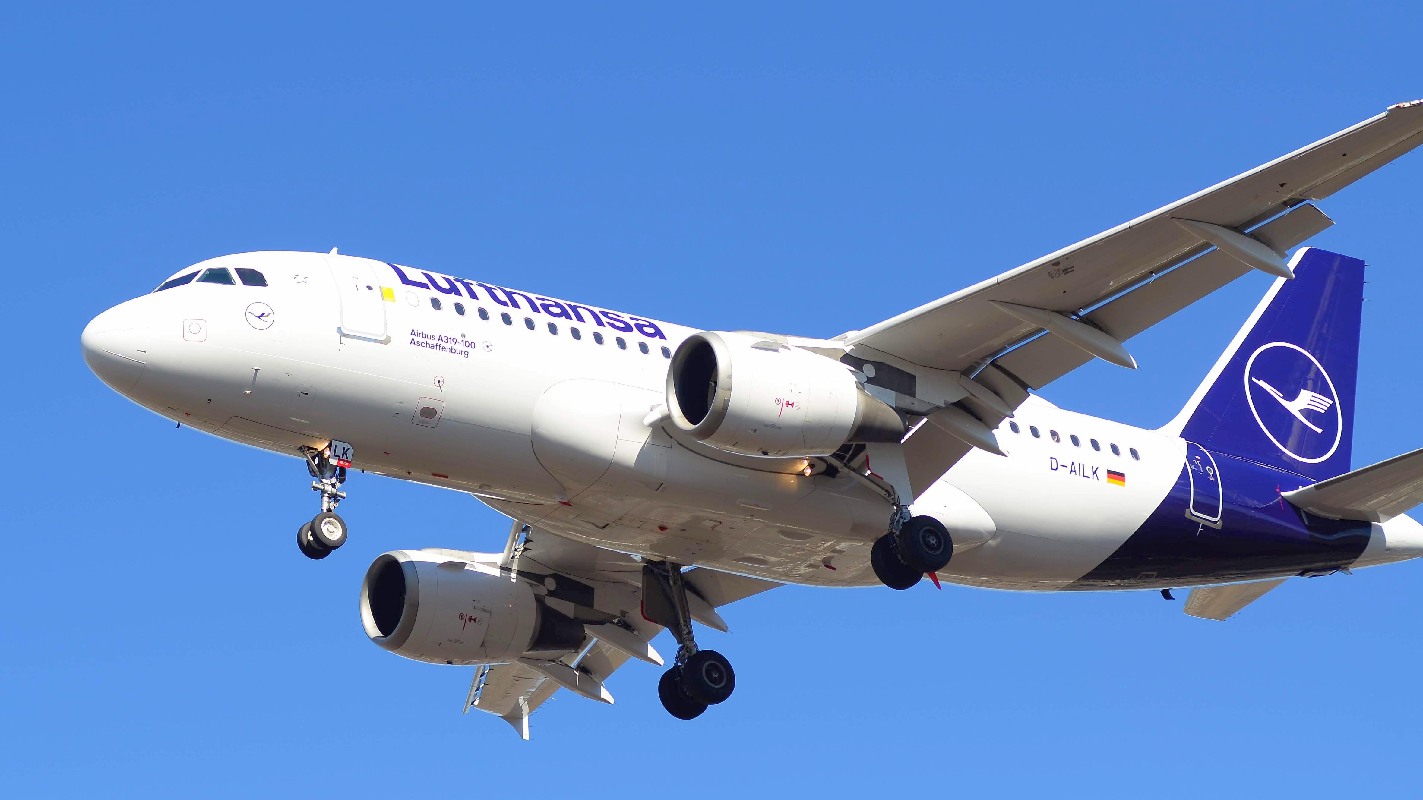Lufthansa, D-AILK