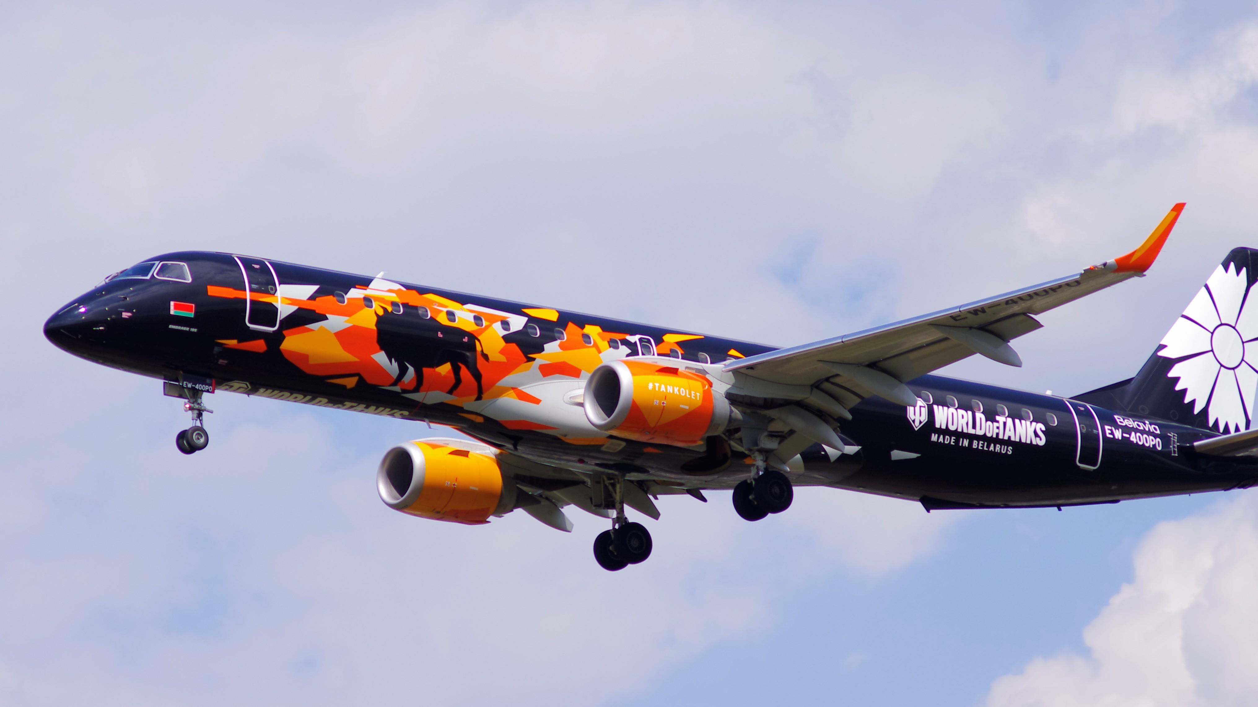 EW-400PO Embraer 190-200LR