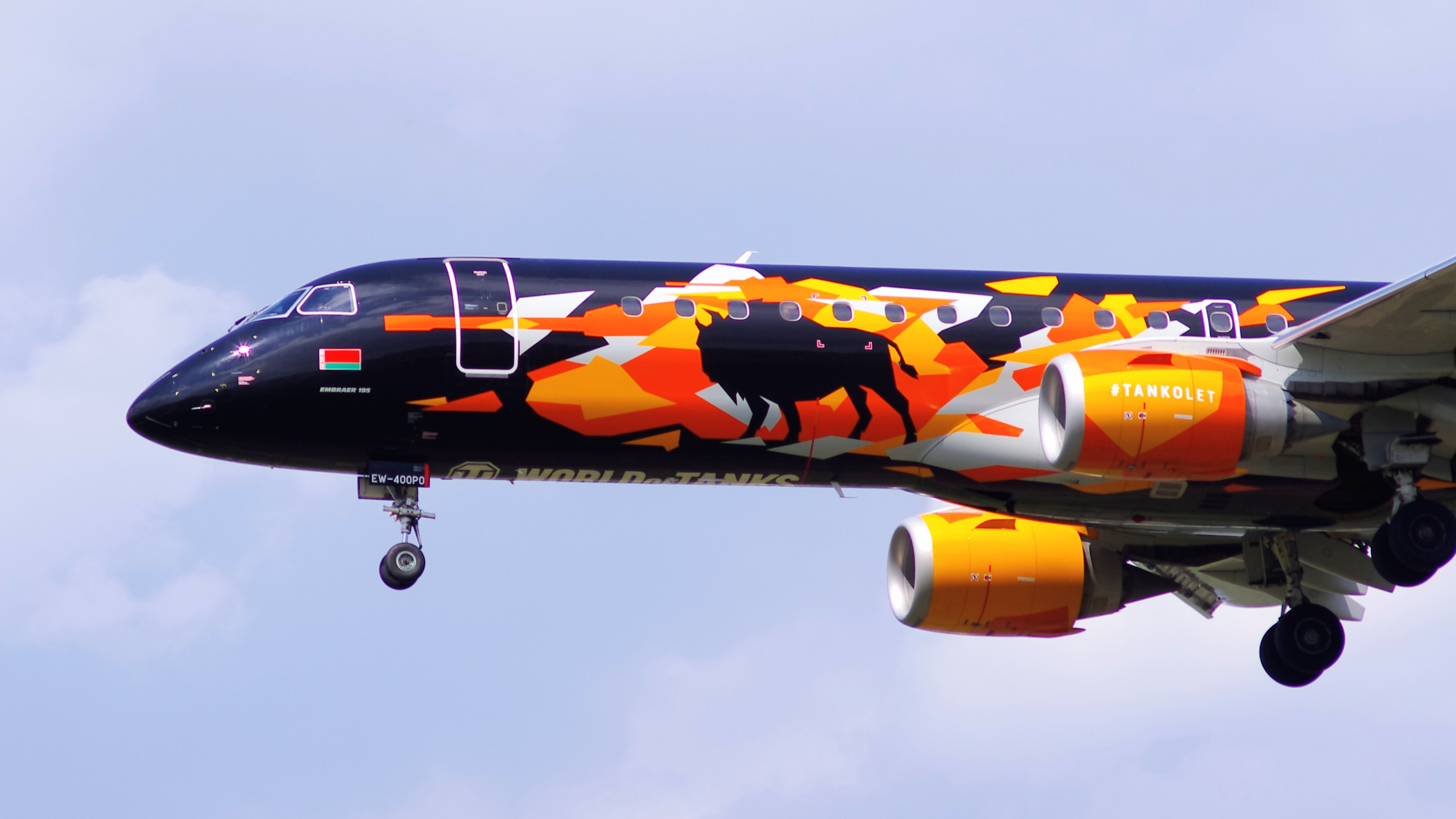 Embraer 190-200LR EW-400PO