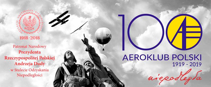 100 lat AP