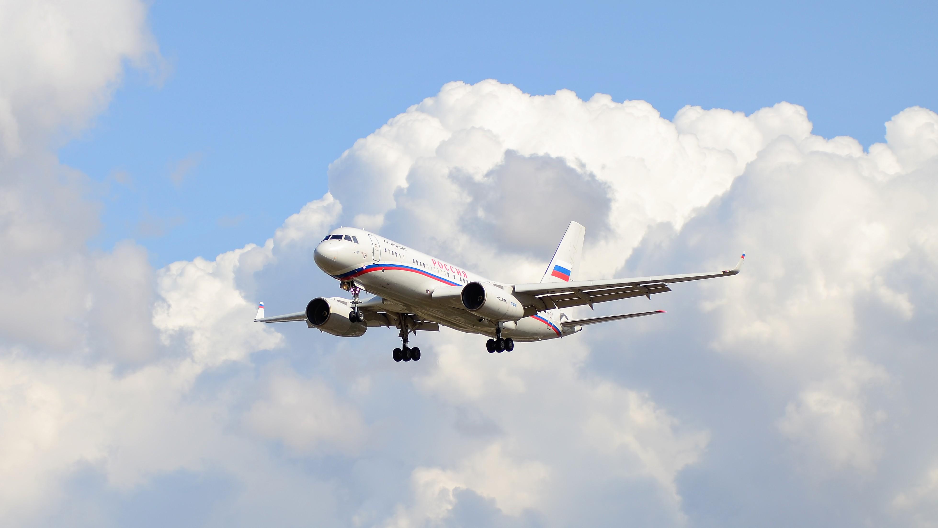 Tu-294, RA-64058