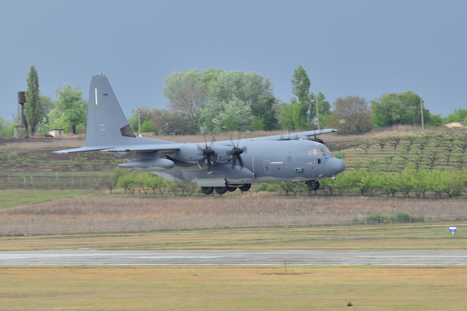 MC-130, 15731