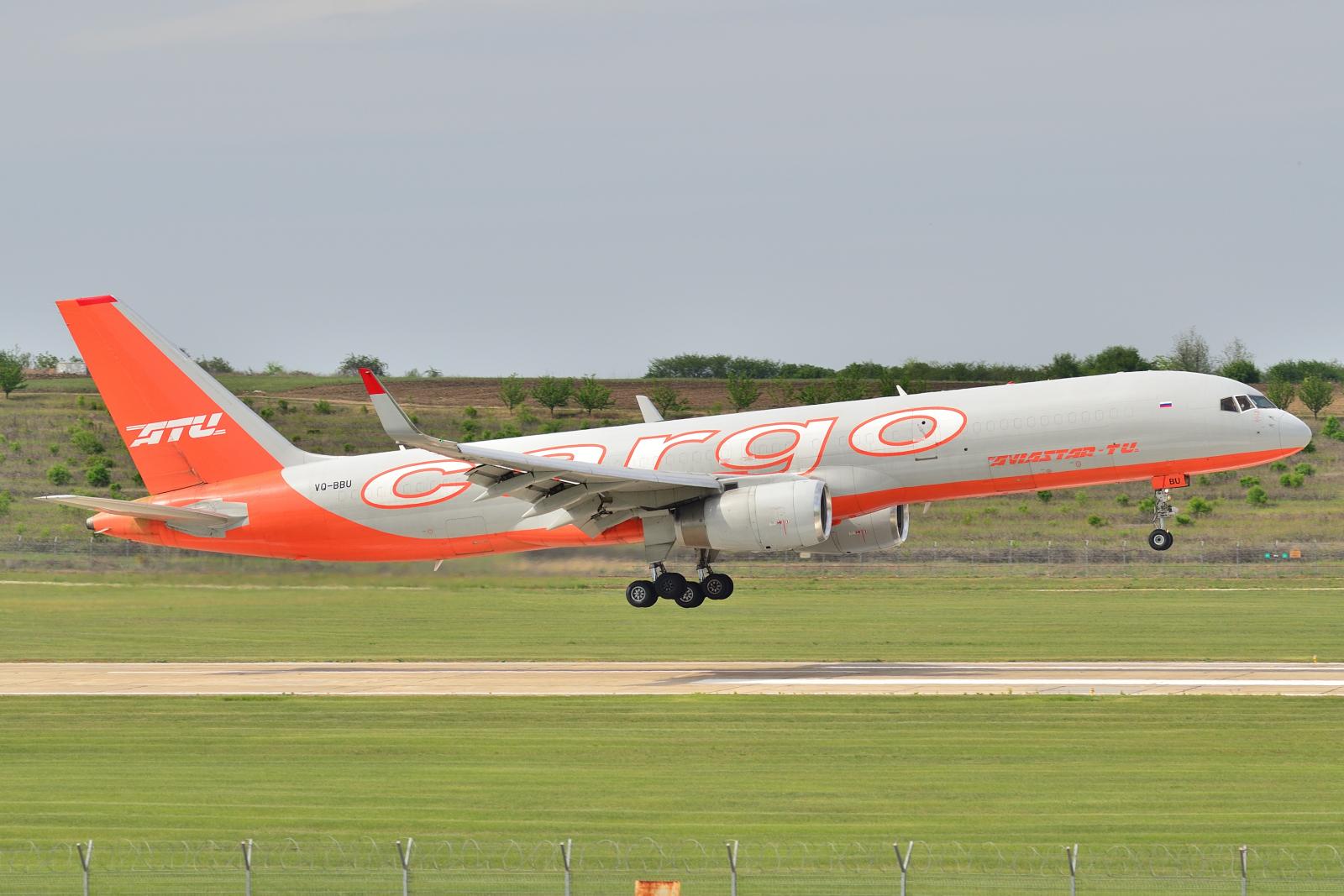 Boeing-757, VQ-BBU
