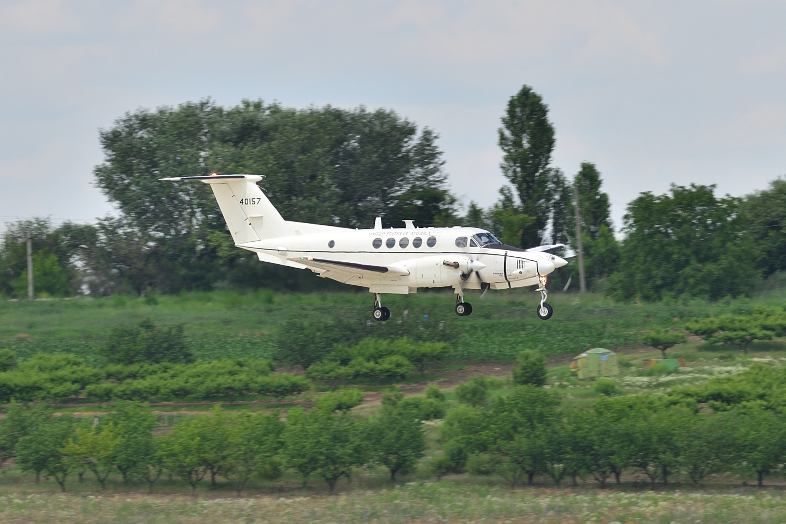 Beechcraft C-12U-3 Huron