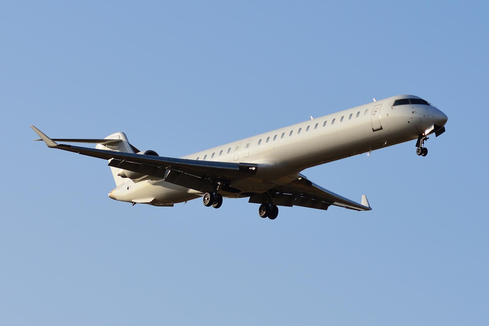 EI-FPD, Bombardier CRJ-900
