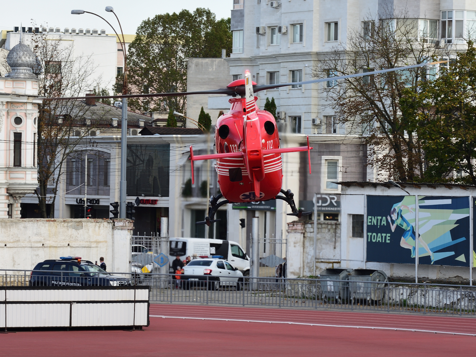 Eurocopter EC135, 346