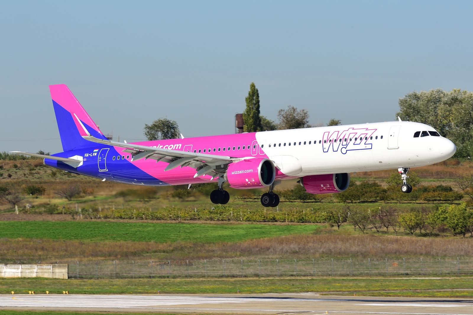 Airbus A321, HA-LVM