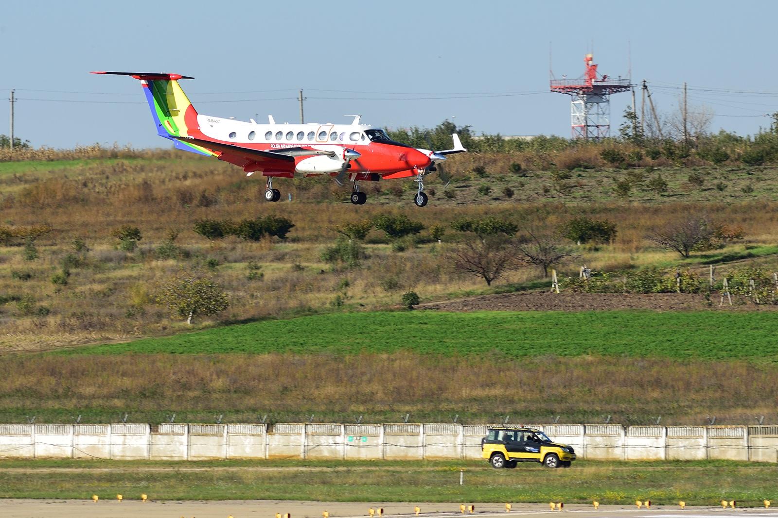 King Air 350, SP-TPU