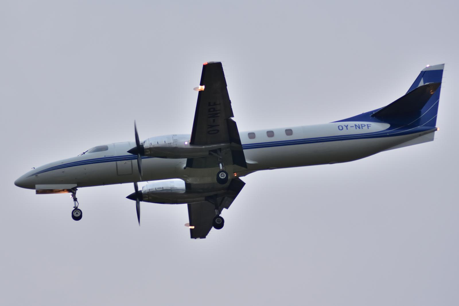 Fairchild, OY-NPF