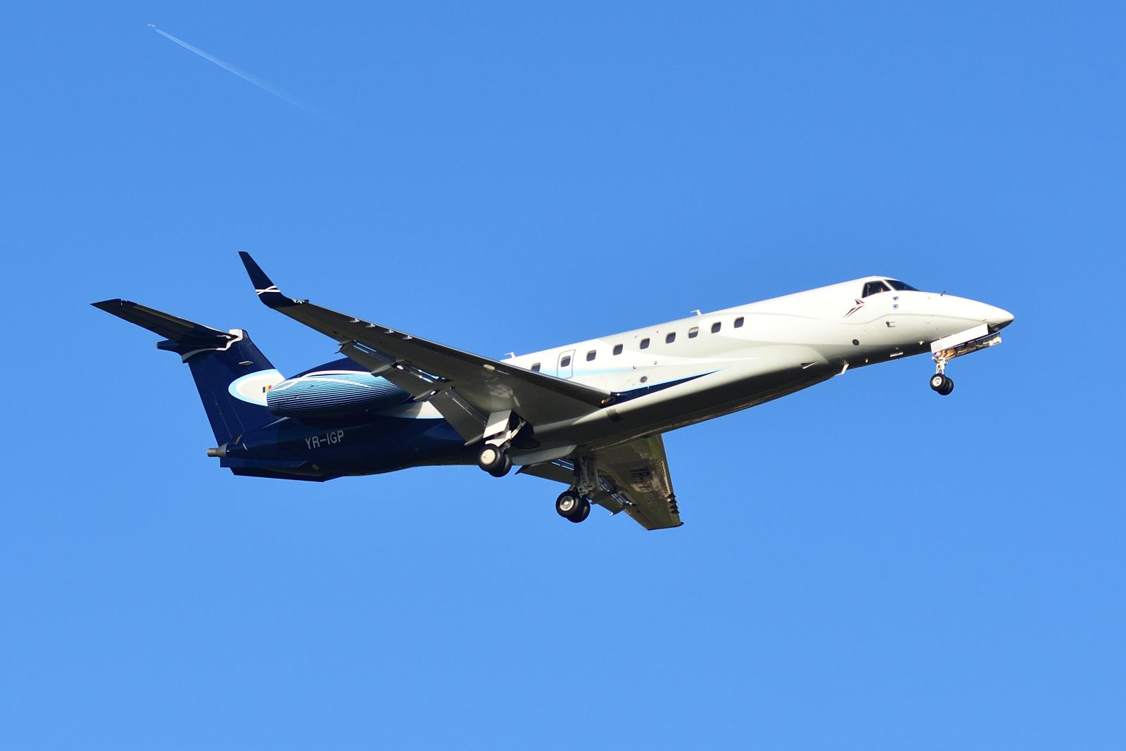 Embraer ERJ-135, YR-IGP