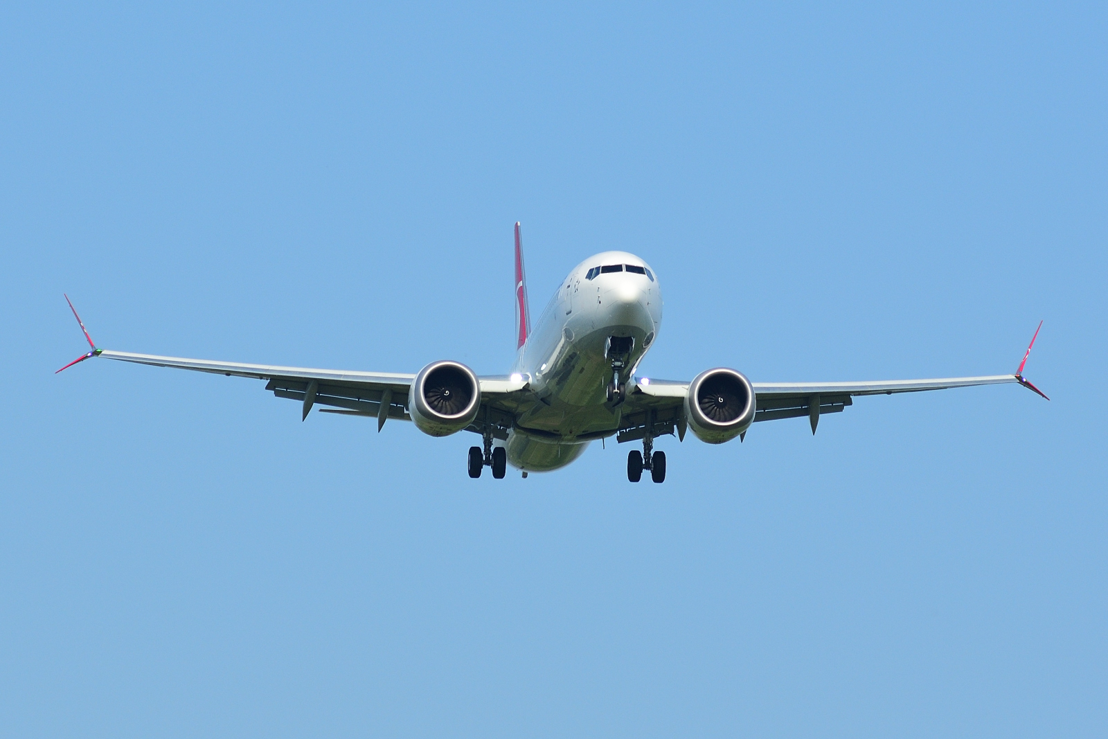 Boeing 737MAX9, TC-LYA
