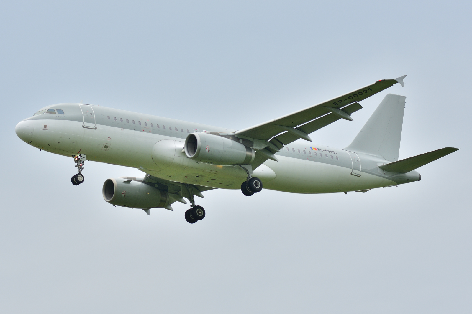 Airbus A320, ER-00021