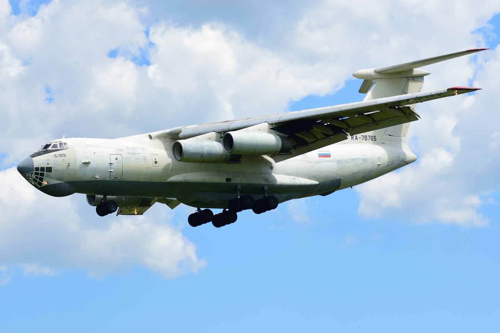 IL76, RA-78765