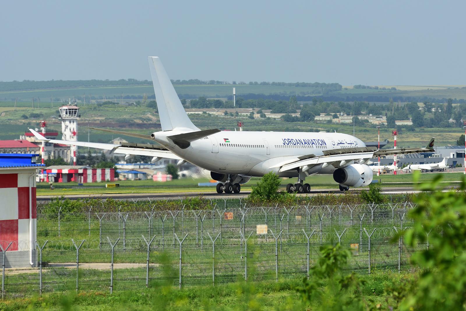 Airbus A330, JY-JVA