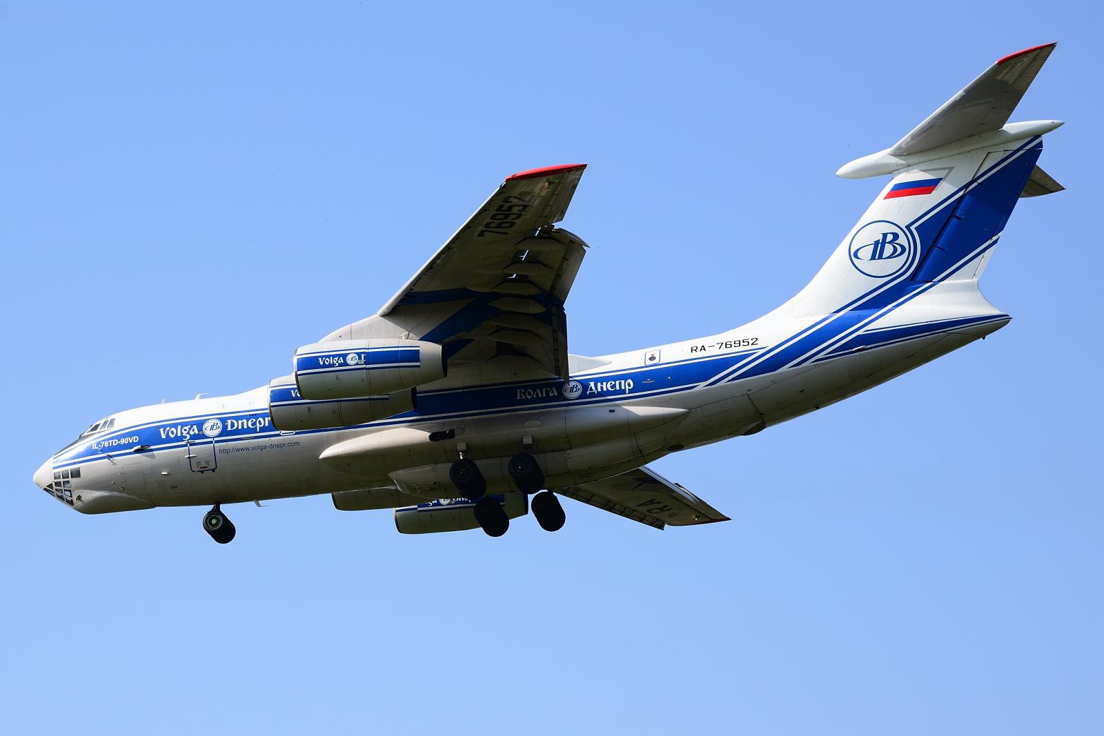 IL-76, RA-76952